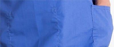 Reversible scrub suit