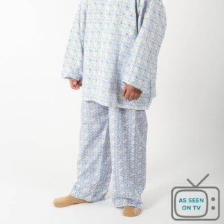 Hospital pyjama trousers as seen on TV