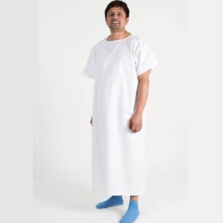 patient theatre gown