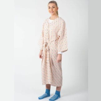 patient dressing gowns
