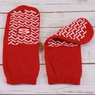 double tread non slip socks
