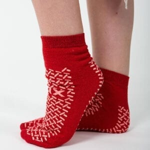 Slipper socks non-slip tread