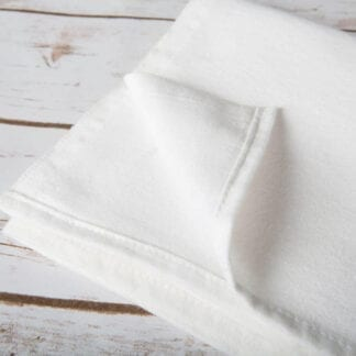 cotton flannelette baby wrap