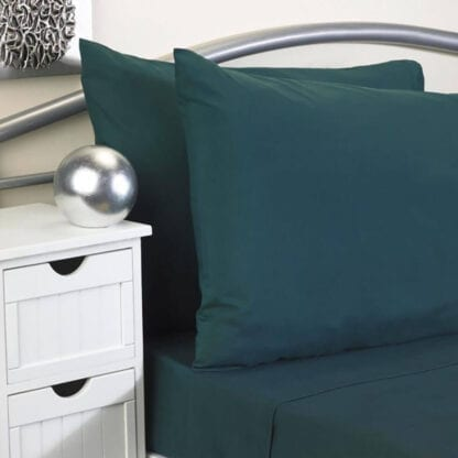 Flame retardant pillowcases