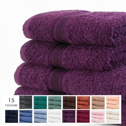 Hand towel colours