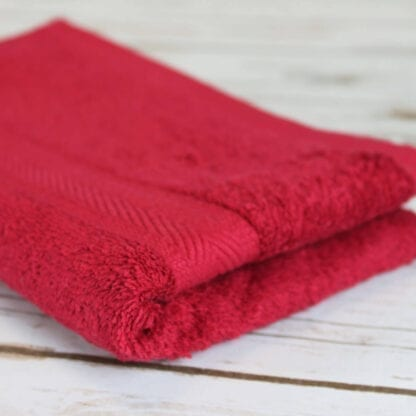 Mirage towel burgundy