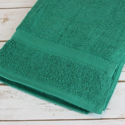 Mirage towel jade