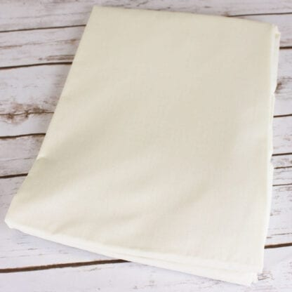 Polycotton easycare fitted sheet