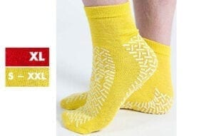 Fall prevention slipper socks - colours
