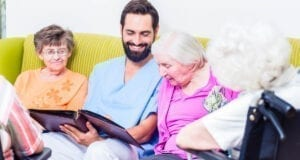 Care home activities ideas
