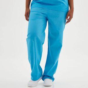 Turquoise Scrub Trousers