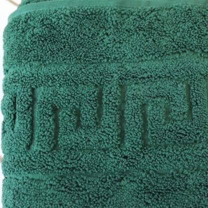Bath mat bottle green