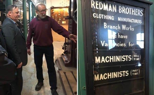 Calderdale Industrial Museum tour