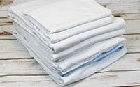 Polycotton knitted Interfit bedding range