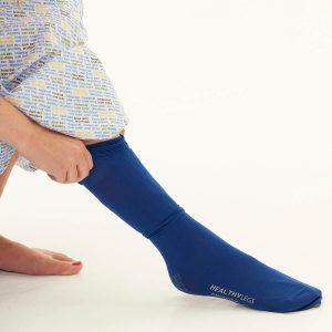 medical compression knee high socks